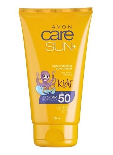 Avon Sun Çocuklar İçin Güneş Kremi Spf50 150 Ml Renkli